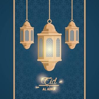Eid al adha fiesta de los musulmanes.