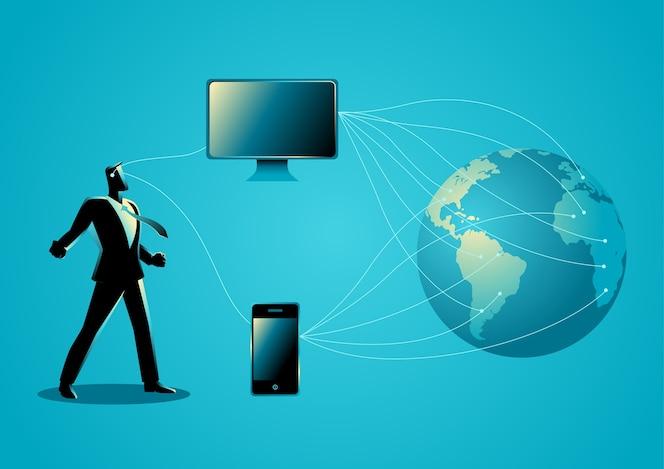 El poder de la tecnología de la información