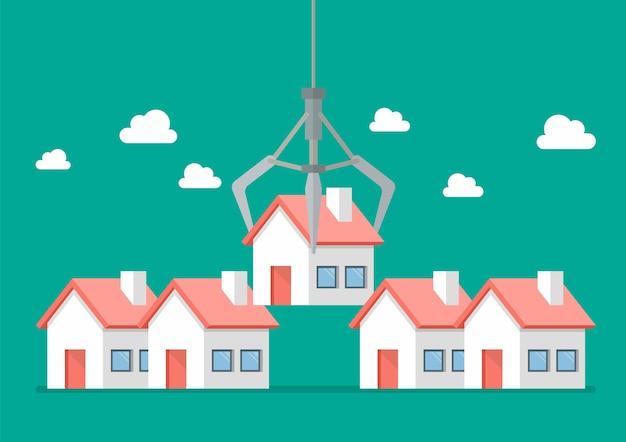 Elección del comprador de bienes raíces