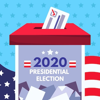 Elecciones presidenciales de 2020