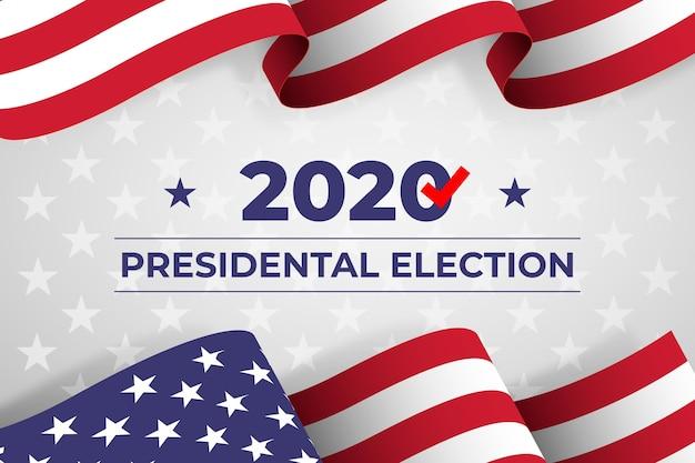 Elecciones presidenciales estadounidenses de 2020 - antecedentes