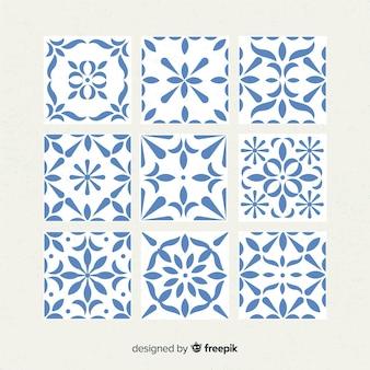 Elegante colección de azulejos