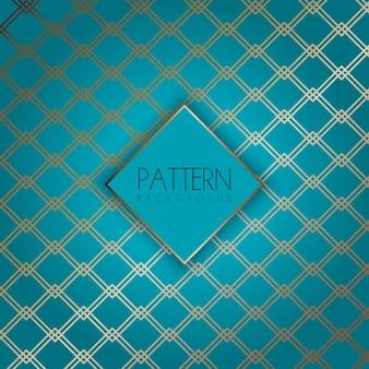 Elegante fondo de patrón