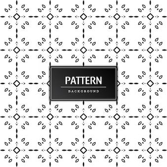Elegante patrón hermoso