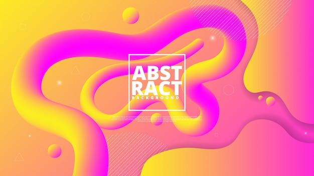 Elemento gráfico moderno abstracto.d.