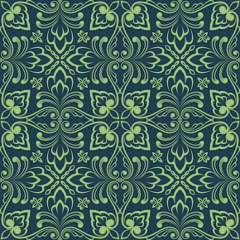 Elemento de patrón de ornamento geométrico estilo zentangle.