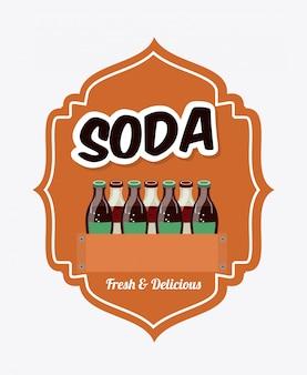 Elemento simple de soda