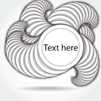 Elemento de texto para insertar un torbellino