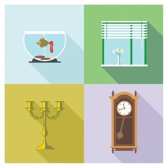 Elementos de una casa