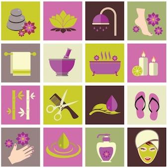 Elementos de spa