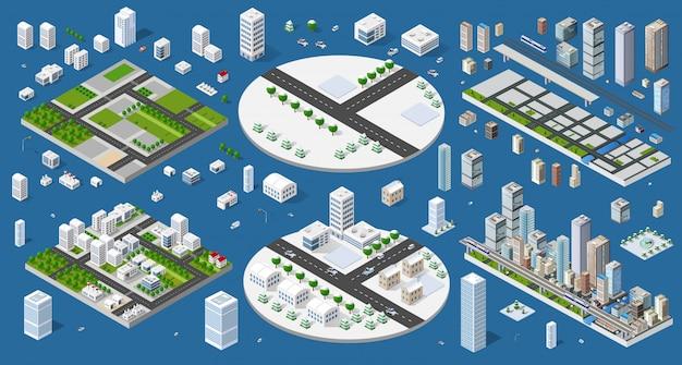 Elementos de diseño de paisaje urbano