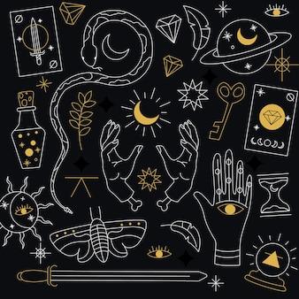 Elementos esotéricos