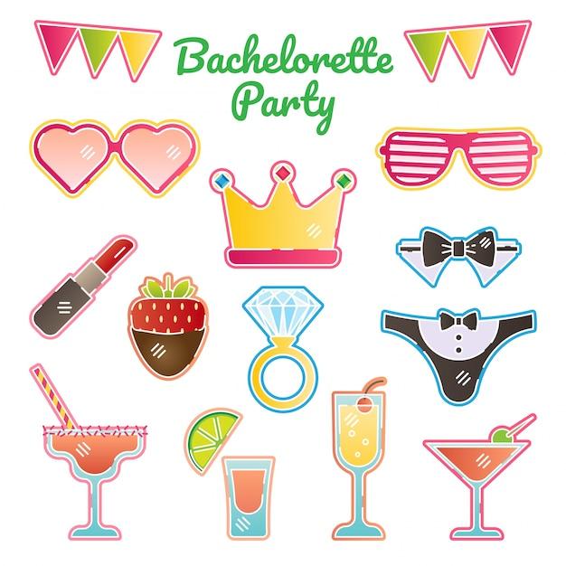 Elementos de fiesta