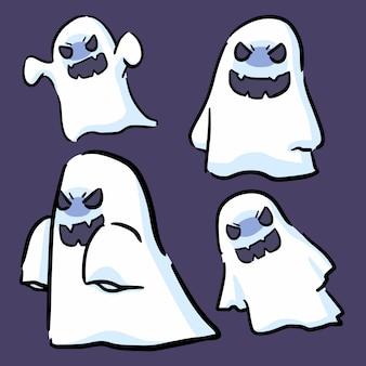 Elementos de tela fantasma
