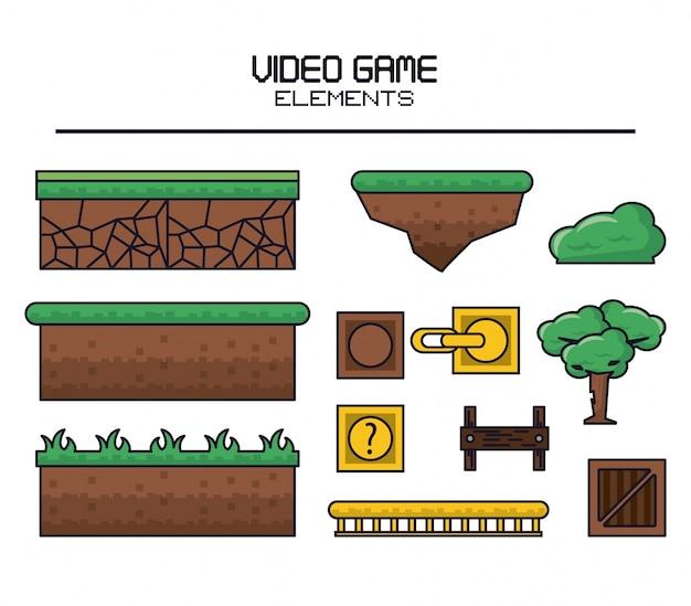Elementos del videojuego