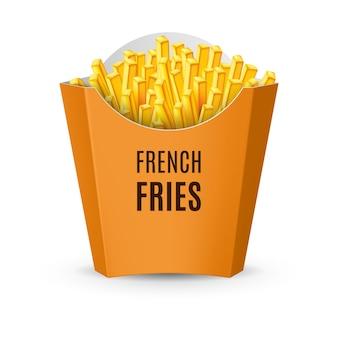 Embalaje para patatas fritas