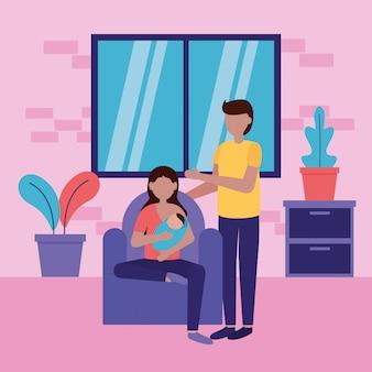 Embarazo y maternidad