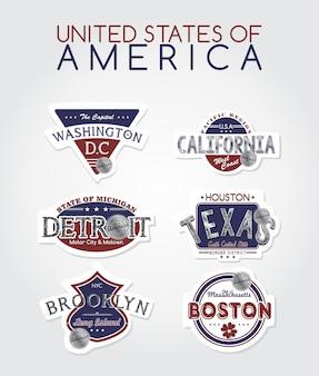 Emblema de américa