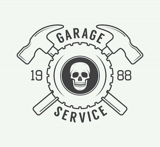 Emblema mecánico