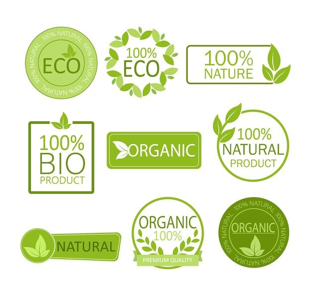 Emblema vegano. producto natural. nutrición fresca y saludable. estilo de vida saludable.
