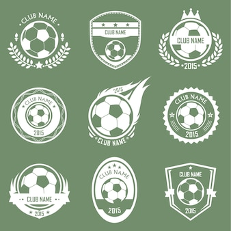 Emblemas de fútbol