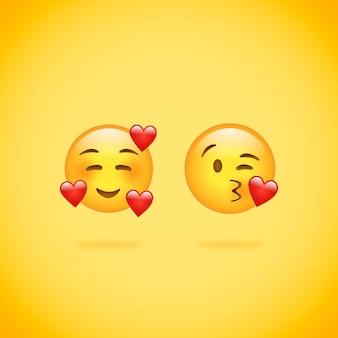 Emoticones enamorados whatsapp