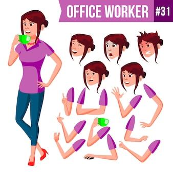 Empleado de oficina