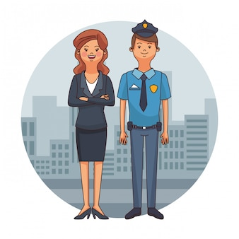 Empleos y profesiones