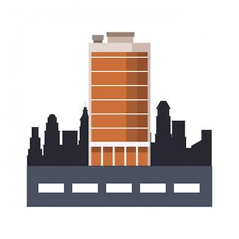 Empresa de construcción inmobiliaria.