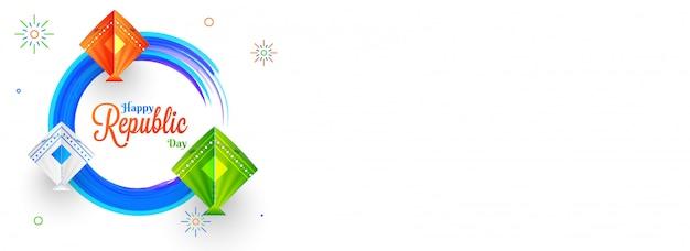 Encabezado de página web o diseño de banner.