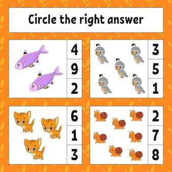 Encierre la respuesta correcta.