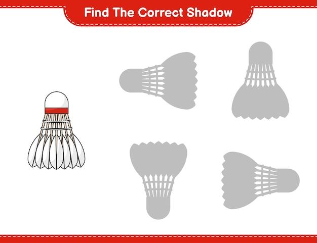 Encuentra la sombra correcta juego educativo para niños