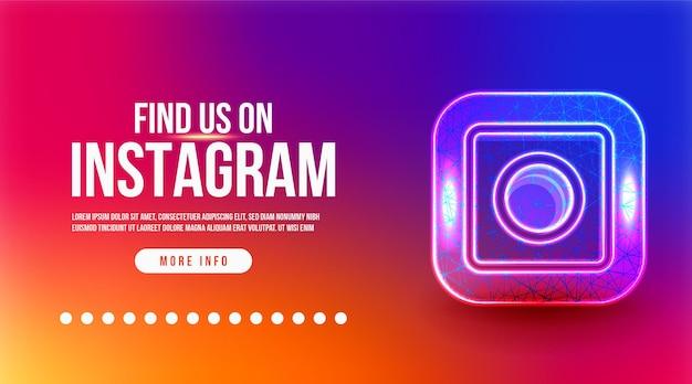 Encuéntranos en instagram
