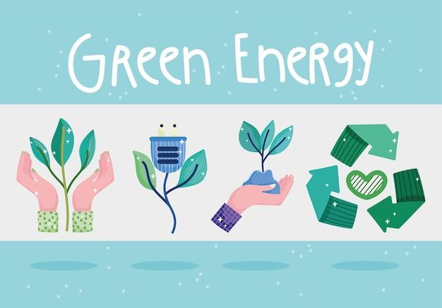Energía verde y ecología