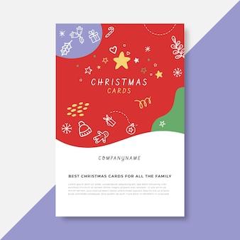 Entrada de blog navideña festiva