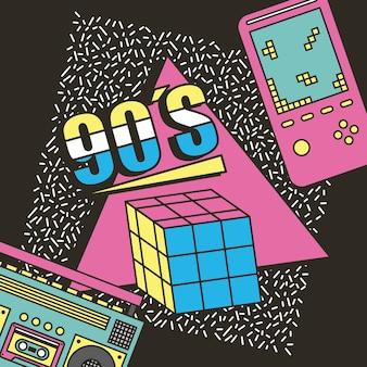 Entretenimiento de los 90