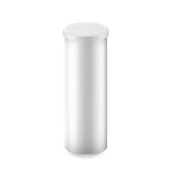 Envase de pastillas producto farmacéutico
