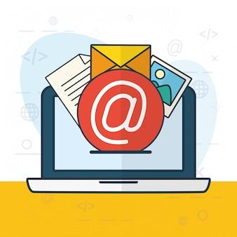 Enviar concepto de correo electrónico