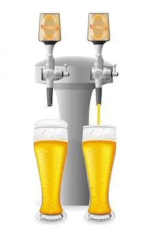 Equipo de cerveza