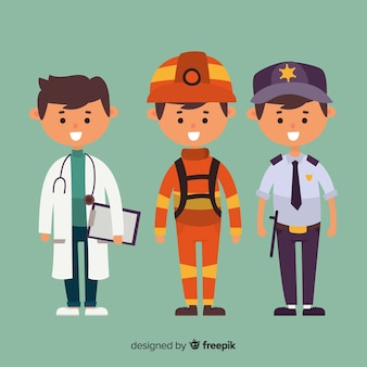 Equipo de emergencia