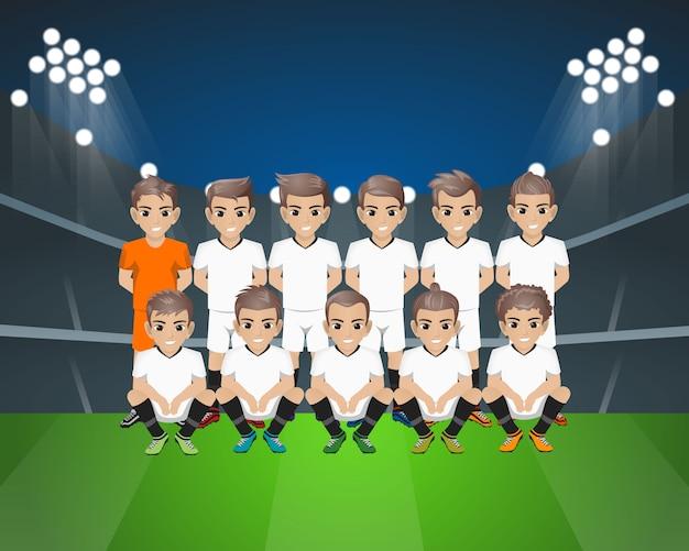 Equipo de fútbol de sevilla