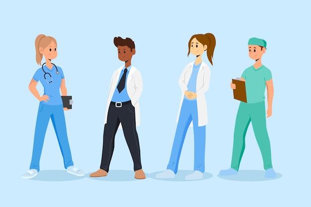 Equipo profesional de salud