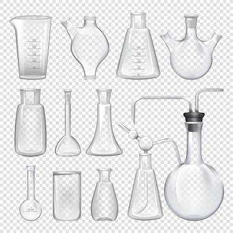 Equipos para laboratorio químico.