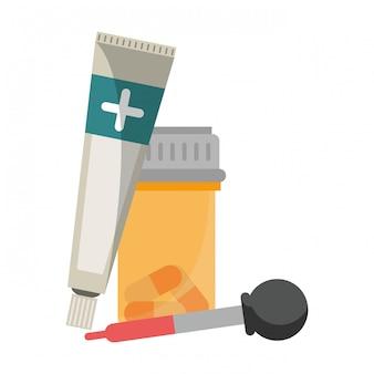 Equipos y suministros médicos sanitarios