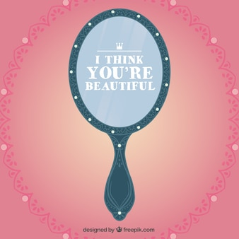 Eres hermosa