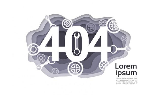 Error de conexión a internet problema 404 no encontrado