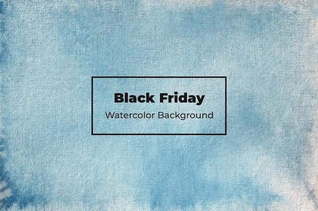 Esta es una textura de fondo de pincel de sombreado de acuarela de viernes negro abstracto