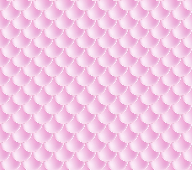 Escamas de sirena. fish squama. patrón transparente rosa. fondo de acuarela de color. impresión a escala.