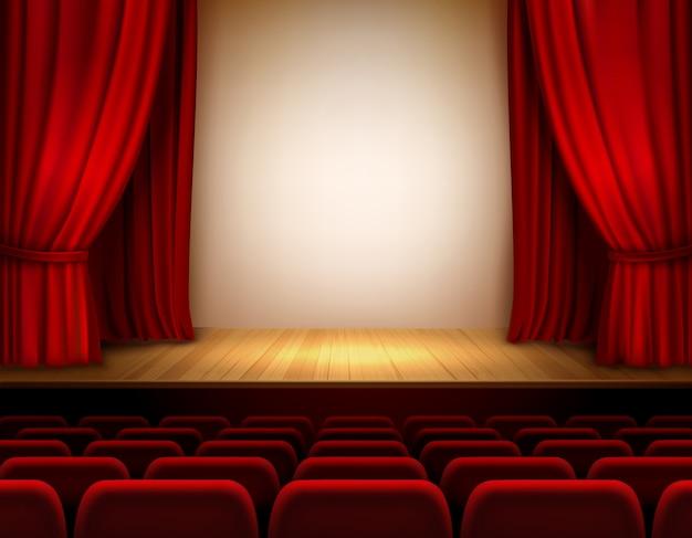 Escenario de teatro