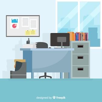 Frustrado empresario sorprendido con noticias descargar for Diseno de escritorios de oficina